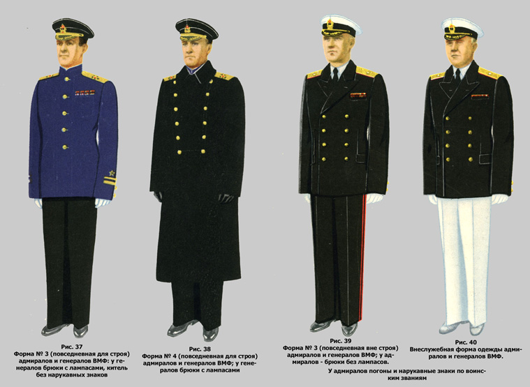 Submarine Uniform 23